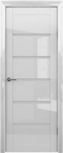Вена Белый (стекло - мателюкс белое)