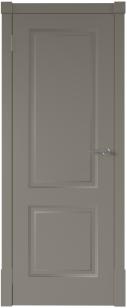 Финская дверь ПГ цвет капучино