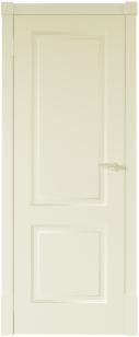 Финская дверь ПГ цвет ваниль