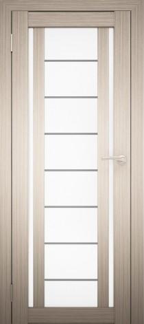 Межкомнатная дверь Экошпон Амати 11 Дуб белёный