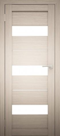 Межкомнатная дверь Экошпон Амати 12 Дуб белёный