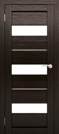 Межкомнатная дверь Экошпон Амати 12 Дуб венге