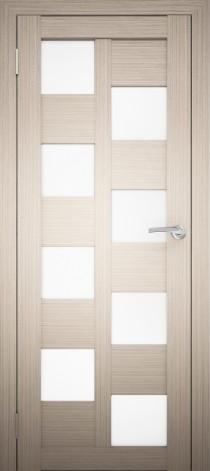 Межкомнатная дверь Экошпон Амати 13 Дуб белёный
