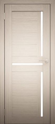 Межкомнатная дверь Экошпон Амати 18 Дуб белёный