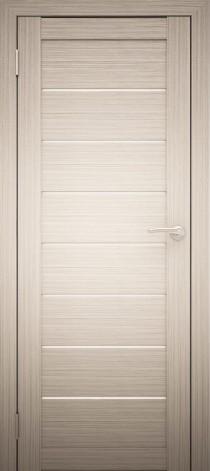 Межкомнатная дверь Экошпон Амати 1 Дуб белёный