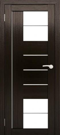 Межкомнатная дверь Экошпон Амати 21 Дуб венге