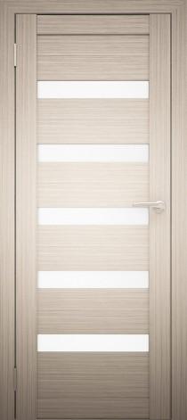 Межкомнатная дверь Экошпон Амати 3 Дуб белёный