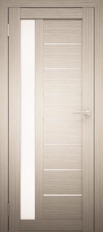 Межкомнатная дверь Экошпон Амати 4 Дуб белёный