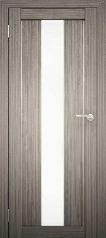 Межкомнатная дверь Экошпон Амати 5 Дуб дымчатый