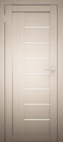 Межкомнатная дверь Экошпон Амати 7 Дуб белёный
