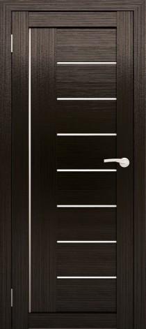 Межкомнатная дверь Экошпон Амати 7 Дуб венге