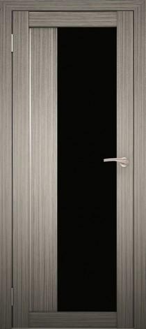 Межкомнатная дверь Экошпон Амати 9(ч) Дуб дымчатый