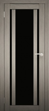 Межкомнатная дверь Экошпон Амати 11(ч) Дуб дымчатый