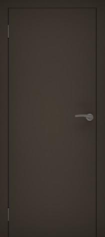 Межкомнатная дверь эмалированная Эмаль 00 Графит