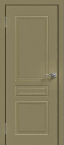 Межкомнатная дверь эмалированная Эмаль ПГ-1 Капучино