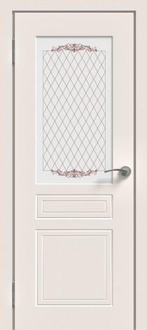 Межкомнатная дверь эмалированная Эмаль ПО-1 Белый