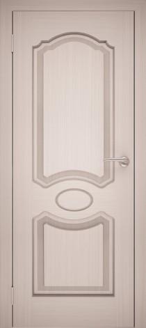 Межкомнатная дверь натуральный шпон ШГ-2 Дуб белёный